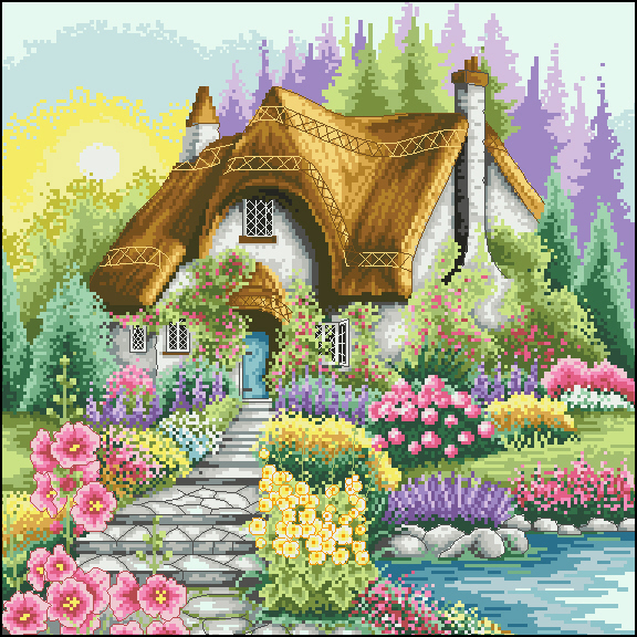 Дома, строения | Просмотров: