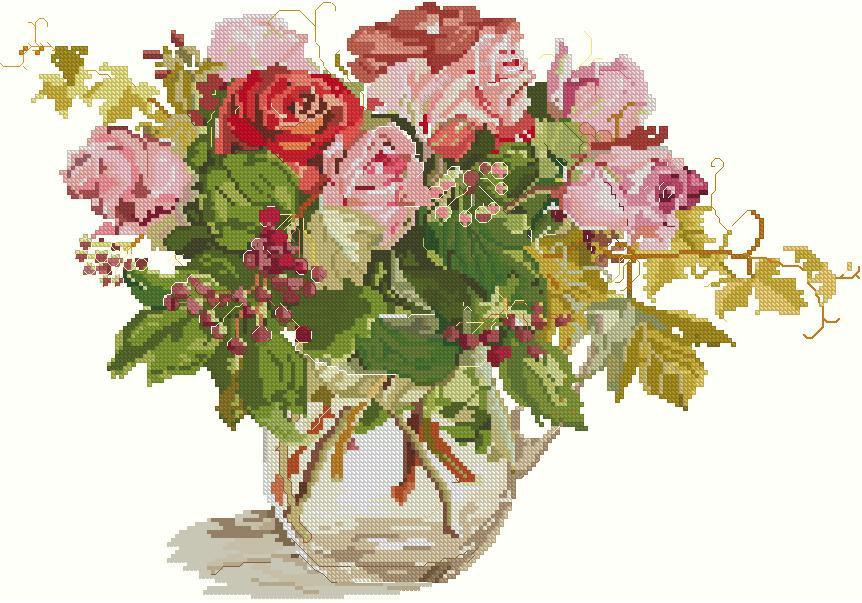 The Dutch Rose (611)